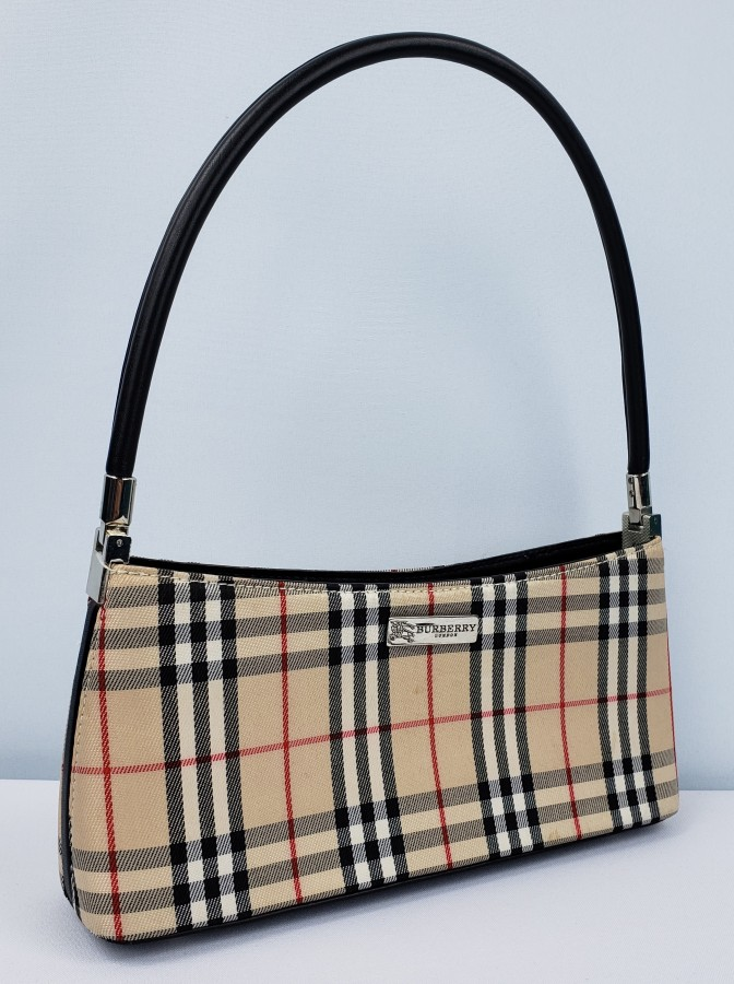 Inspired By Burberry Small Purse