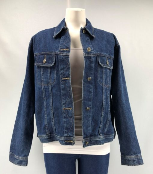 Cherokee Denim Jacket Size XL
