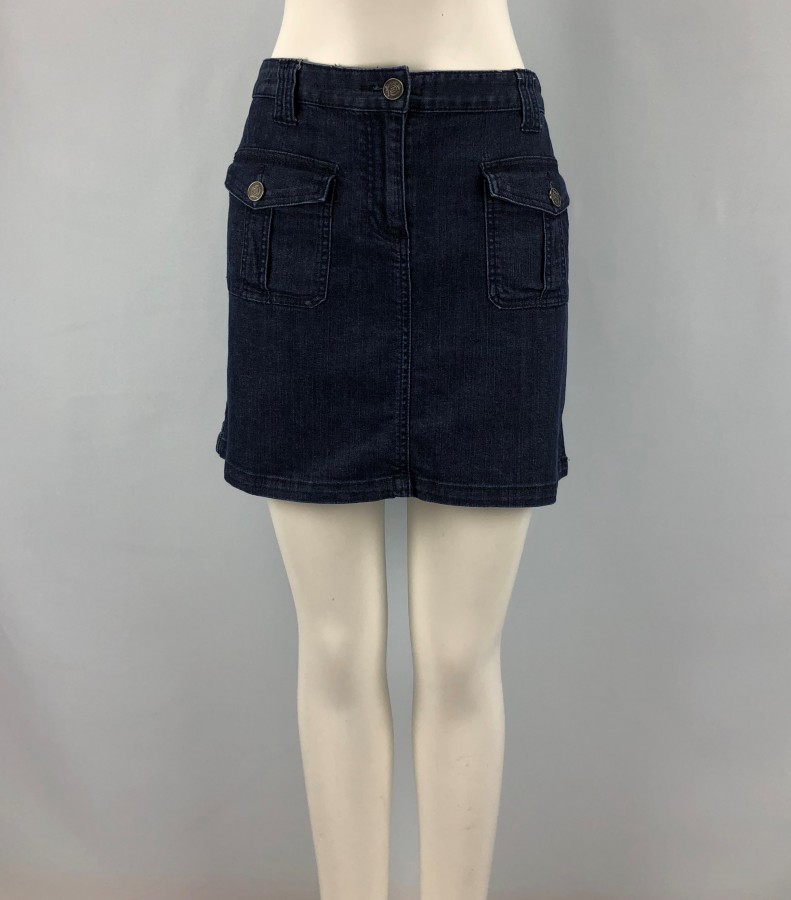 fashionable style reputable site lovely luster Tommy Hilfiger Denim Skirt Size L