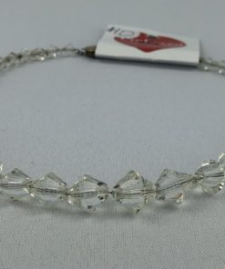 Clear Beads Fashion Necklace