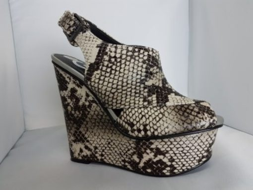 Guess Platform Animal Print Shoe