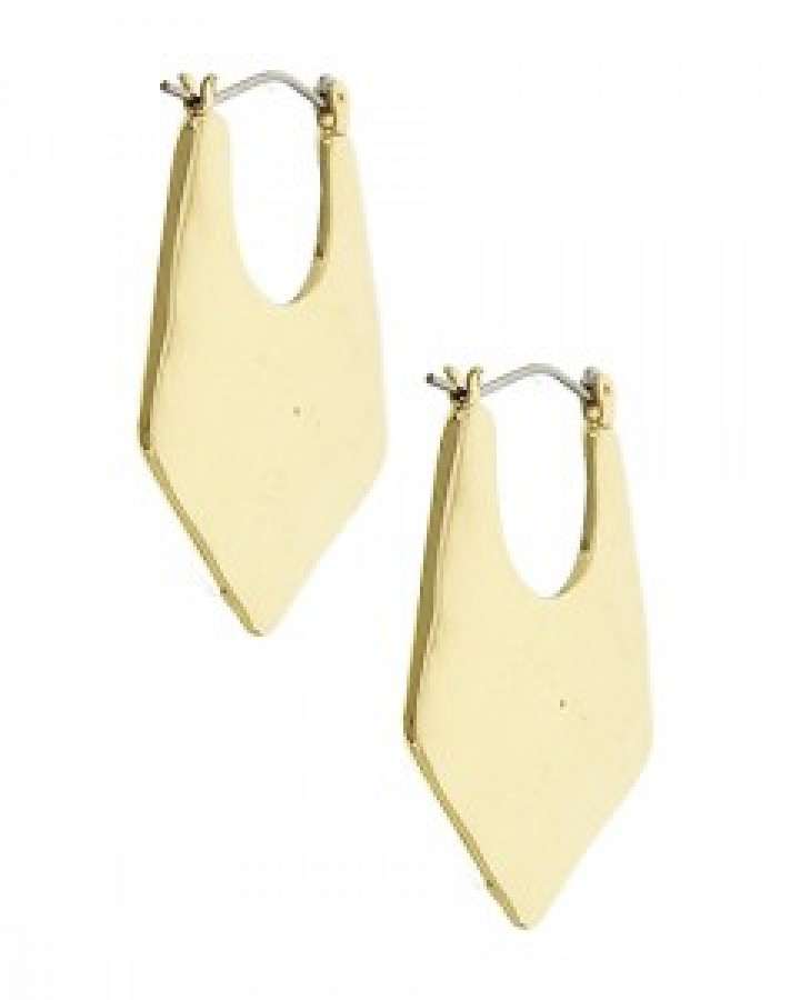 Gold Earring Set