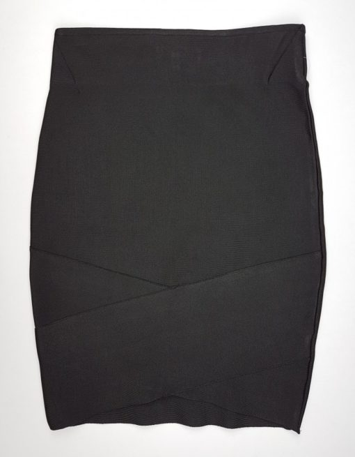 Wow Couture Black Skirt Size S