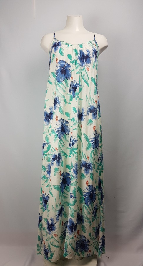 Roxy Printed Maxi Dress Size S