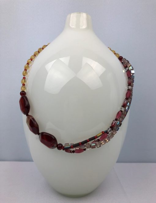 Mixed Beads Necklace